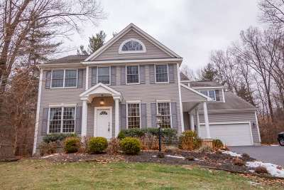 Ballston, Ballston Spa, Malta, Clifton Park Single Family Home For Sale: 5 Dawson La