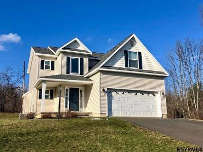 Saratoga County Single Family Home New: 26 Morgan Ct
