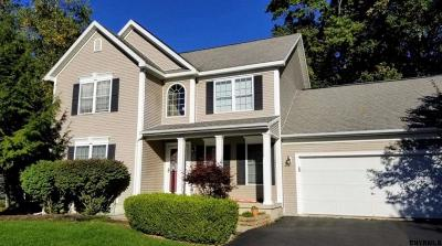 Clifton Park Single Family Home For Sale: 5 Eagles Glen