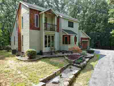 Saratoga Springs Single Family Home For Sale: 9 Sandspring Dr