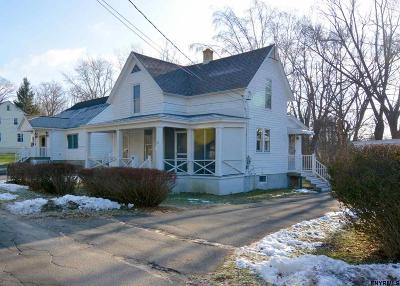Montgomery County Single Family Home New: 18 Ramsey Av