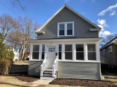 Schenectady County Single Family Home New: 501 South Holmes St