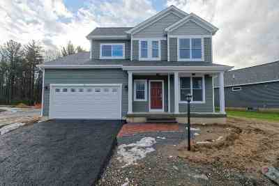 Saratoga County Single Family Home New: 39 Vettura Ct