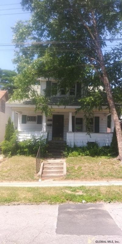Schenectady Single Family Home New: 243 Linden St