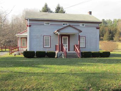 Schoharie County Single Family Home New: 3447 State Route 30