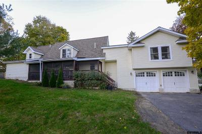 Saratoga County Rental For Rent: 15 Gates Ave Ext