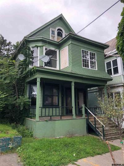Albany NY Multi Family Home New: $62,400