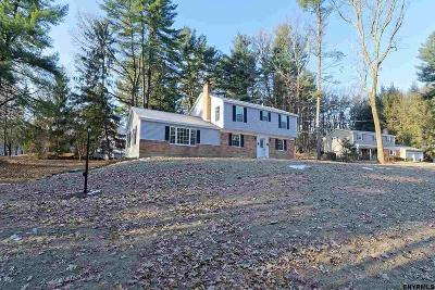 Clifton Park Single Family Home New: 45 Blue Spruce La
