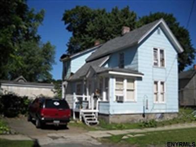 Gloversville NY Single Family Home New: $32,000