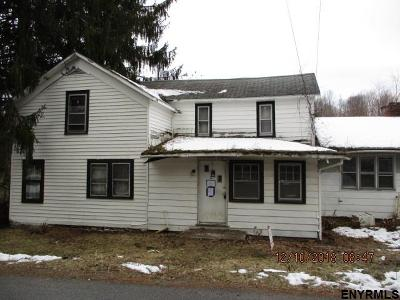 Duanesburg Single Family Home For Sale: 230 West Shore Rd