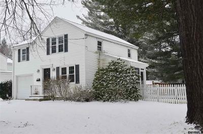 Single Family Home For Sale: 127 Elsmere Av
