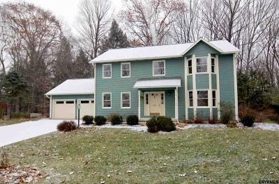 Saratoga Single Family Home For Sale: 40 Friar Tuck Way