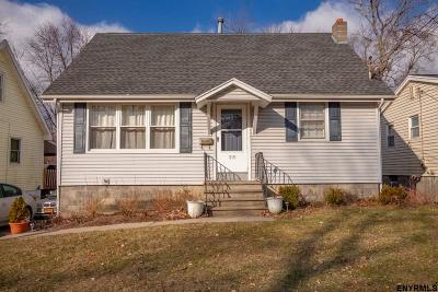 Schenectady County Single Family Home New: 319 Gifford Rd
