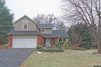 Clifton Park Single Family Home New: 11 Woods Way