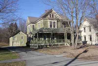Schoharie County Single Family Home New: 197 N Main St