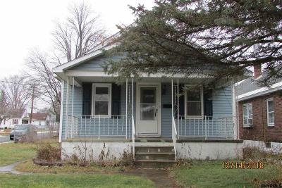 Schenectady County Single Family Home New: 334 Princetown Rd