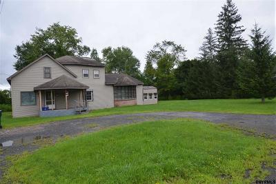 Delanson Single Family Home For Sale: 111 Rose St