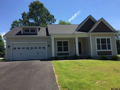 Wilton Single Family Home For Sale: 1 Traver Rd