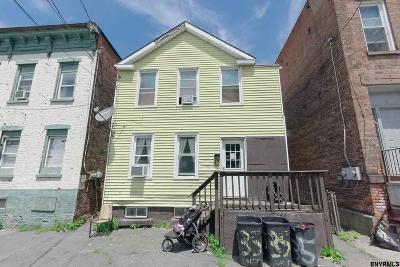 Troy Single Family Home Price Change: 35 Tyler St