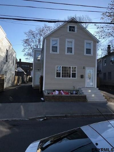 Schenectady Single Family Home For Sale: 325 Hulett St