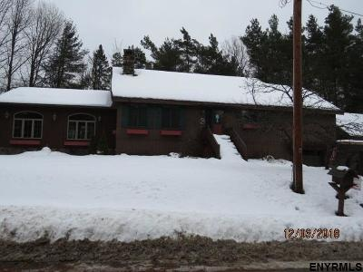 Essex County Single Family Home For Sale: 130 Hurley Rd