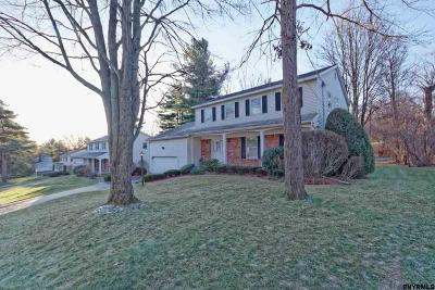 Glenville Single Family Home For Sale: 132 Acorn Dr