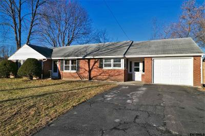 Saratoga County Single Family Home For Sale: 8 Ferry St