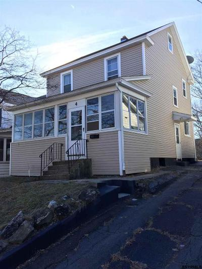 Colonie Single Family Home For Sale: 4 Idlewild Pk