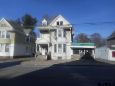 Schenectady Multi Family Home For Sale: 1719 Broadway