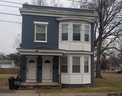 Watervliet Multi Family Home For Sale: 114 15th St