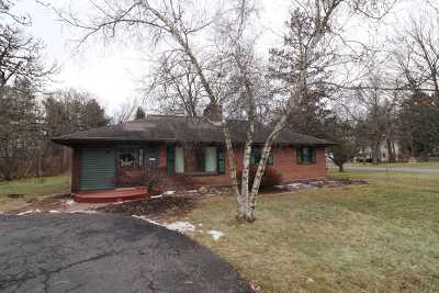 Niskayuna Single Family Home For Sale: 2158 Rankin Rd