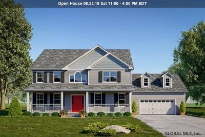 Saratoga Springs NY Single Family Home For Sale: $725,000