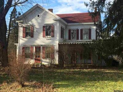 Voorheesville NY Single Family Home For Sale: $325,000