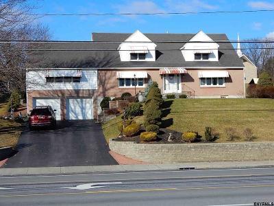 Brunswick Single Family Home For Sale: 753 Hoosick Rd