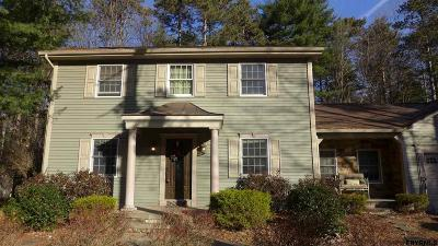 Malta Single Family Home For Sale: 3 Woodmint Pl