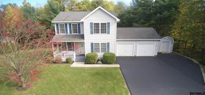 Queensbury, Fort Ann Single Family Home For Sale: 11 Burnt Hills Dr
