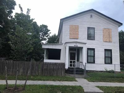 Troy Two Family Home For Sale: 442 2nd Av