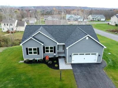 Mechanicville, Stillwater Single Family Home For Sale: 15 Morgan Ct