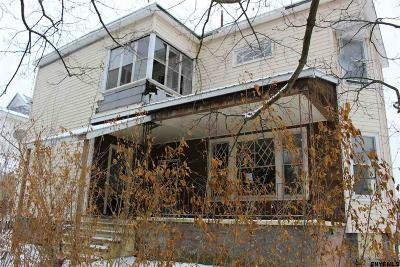 Gloversville NY Multi Family Home For Sale: $19,900