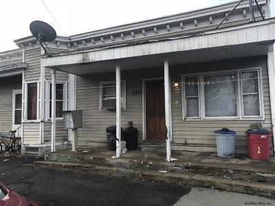 Schenectady Multi Family Home For Sale: 1002 Davis Ter
