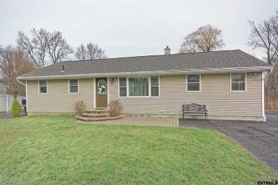 Colonie Single Family Home For Sale: 68 Fonda Rd
