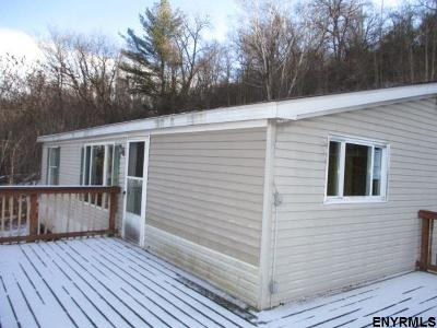 Fultonville Single Family Home For Sale: 3691 State Highway 5s