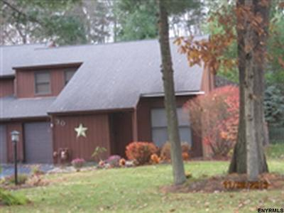 Saratoga County Single Family Home For Sale: 30 Thimbleberry Rd