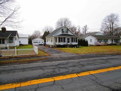 Bethlehem Single Family Home For Sale: 144 Maple Av