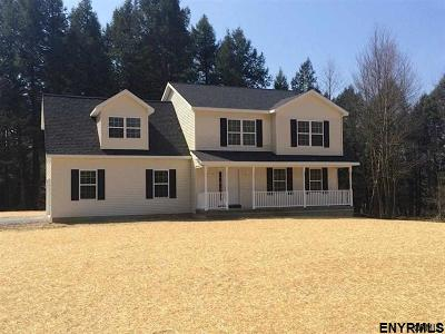 Glenville Single Family Home For Sale: Lot 2a Sacandaga Rd