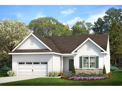 Saratoga County, Warren County Single Family Home For Sale: Burnt Hills Dr
