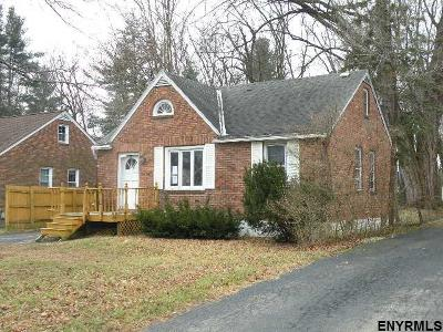 Rotterdam Single Family Home For Sale: 2404 Curry Rd