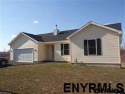 Fultonville Single Family Home For Sale: Lot 14 Crane Av