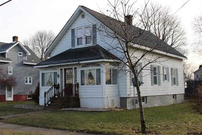Amsterdam NY Single Family Home For Sale: $122,900