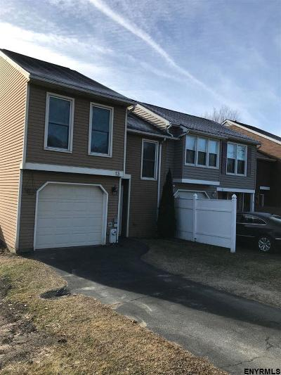 Clifton Park Single Family Home For Sale: 13 Westchester Dr